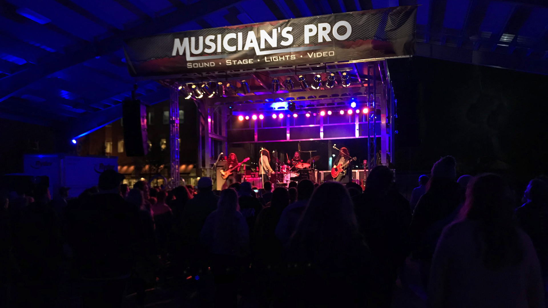 Musician's Pro | Mobile Stage Truck Sound Lighting Rentals